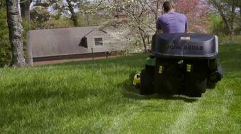 John Deere TV Spot, 'HGTV: Healthy Front Yard' - Thumbnail 3