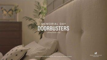 American Signature Furniture Memorial Day Sale TV Spot, 'Doorbusters' - Thumbnail 5