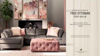 American Signature Furniture Memorial Day Sale TV Spot, 'Doorbusters'