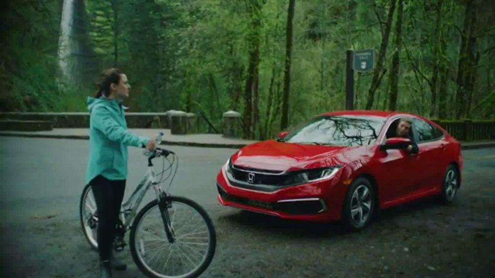 Honda Civic Commercial >> Honda Civic Tv Commercial Northwest Best Of Both Worlds T2