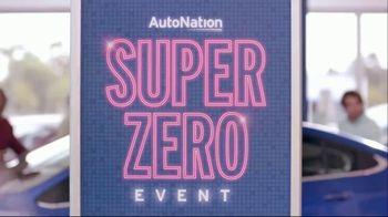 AutoNation Super Zero Event TV Spot, '2019 Ford F-150 SuperCrew Retired Demos' - 1 commercial airings