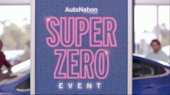 AutoNation Super Zero Event TV Spot, '2019 Ram 1500 Lone Star Classic' - Thumbnail 1