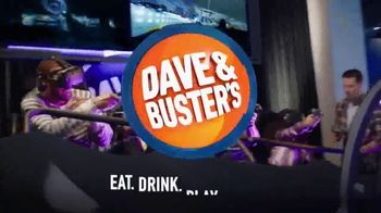 Dave and Buster's TV Spot, 'Men in Black: International: Virtual Reality' - Thumbnail 8