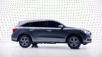 Acura Memorial Day TV Spot, 'Experience: MDX' [T2]