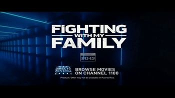 DIRECTV Cinema TV Spot, 'Fighting With My Family' - Thumbnail 10
