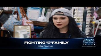 DIRECTV Cinema TV Spot, 'Fighting With My Family'