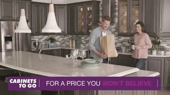 Cabinets To Go TV Spot, 'Curated Selection: $1,000 Cash Back' - Thumbnail 5