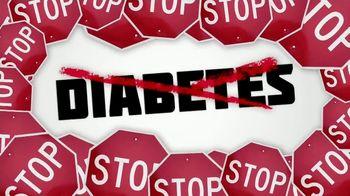 VirMax Blood Sugar Stablization Formula TV Spot, 'Diabetic Health' - Thumbnail 2