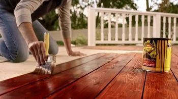 Cabot Wood Stains TV Spot, 'Labor of Love' - Thumbnail 1