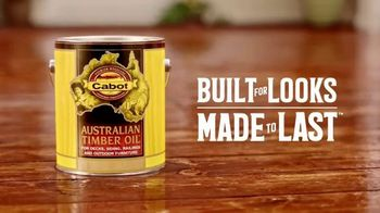 Cabot Wood Stains TV Spot, 'Labor of Love' - Thumbnail 10