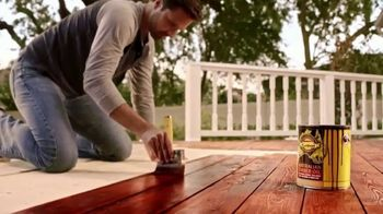 Cabot Wood Stains TV Spot, 'Labor of Love' - Thumbnail 2