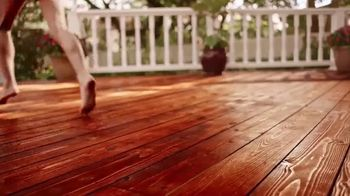 Cabot Wood Stains TV Spot, 'Labor of Love' - Thumbnail 7