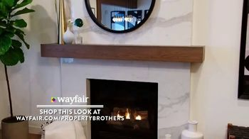 Wayfair TV Spot, 'Property Brothers: Earthy Colors' - Thumbnail 8