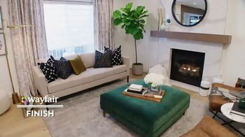 Wayfair TV Spot, 'Property Brothers: Earthy Colors' - Thumbnail 3