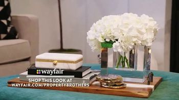 Wayfair TV Spot, 'Property Brothers: Earthy Colors' - Thumbnail 7