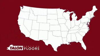Talon Hardwood Flooring TV Spot, 'Beauty and Value: 30 Percent Off' - Thumbnail 9