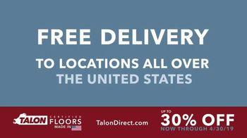 Talon Hardwood Flooring TV Spot, 'Beauty and Value: 30 Percent Off' - Thumbnail 8
