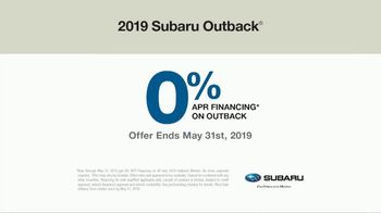 2019 Subaru Outback TV Spot, 'See the World' [T2] - Thumbnail 8