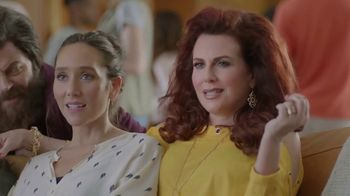 Sling TV Spot, 'First Timers: Limited Time' Featuring Nick Offerman, Megan Mullally - Thumbnail 4