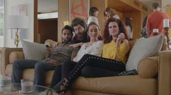 Sling TV Spot, 'First Timers: Limited Time' Featuring Nick Offerman, Megan Mullally - Thumbnail 5
