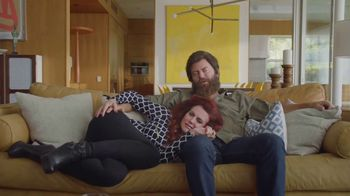 Sling TV Spot, 'First Timers: Limited Time' Featuring Nick Offerman, Megan Mullally - Thumbnail 7