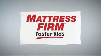 Mattress Firm Foster Kids TV Spot, 'Bedtime Books, Toys and Pajamas' - Thumbnail 1