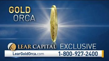 Lear Capital Gold Orca TV Spot, 'You Can Still Invest' - Thumbnail 4
