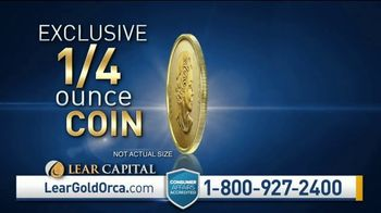 Lear Capital Gold Orca TV Spot, 'You Can Still Invest' - Thumbnail 5