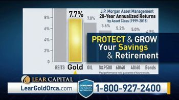 Lear Capital Gold Orca TV Spot, 'You Can Still Invest' - Thumbnail 7
