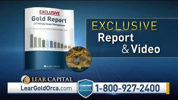 Lear Capital Gold Orca TV Spot, 'You Can Still Invest' - Thumbnail 8