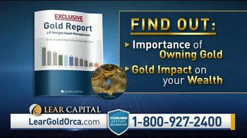 Lear Capital Gold Orca TV Spot, 'You Can Still Invest' - Thumbnail 9