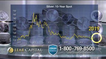 Lear Capital TV Spot, 'Two Ounce Silver Orca' - Thumbnail 4