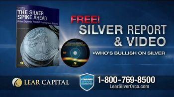 Lear Capital TV Spot, 'Two Ounce Silver Orca' - Thumbnail 7