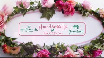 Hallmark Channel TV Spot, '2019 June Weddings Fan Celebration' - Thumbnail 5