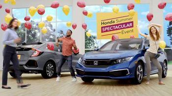 Honda Summer Spectacular Event TV Spot, 'Plenty of Joy' [T2]