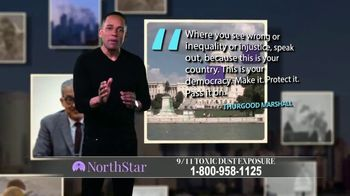 Napoli Shkolnik PLLC and NorthStar Social Justice Group TV Spot, '9-11 Victim's Compensation Fund' Featuring Hill Harper - Thumbnail 2