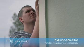 Ring TV Spot, 'Smart Affordable Home Secuirty'