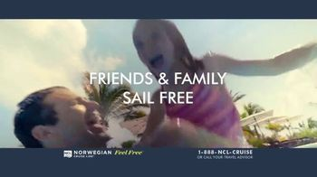 Norwegian Cruise Line Free at Sea TV Spot, 'Cruises from New York: $469' - Thumbnail 5