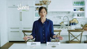 Skoon Cat Litter TV Spot, 'Benefits of Skoon' - Thumbnail 4