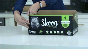 Skoon Cat Litter TV Spot, 'Benefits of Skoon' - Thumbnail 7