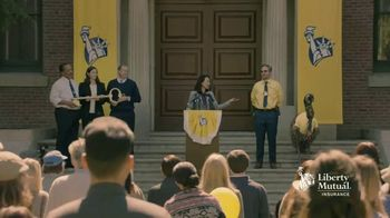 Liberty Mutual TV Spot, 'Commendation' - Thumbnail 3