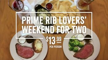 O'Charley's TV Spot, 'Prime Rib Lovers' Weekend for Two' - Thumbnail 8