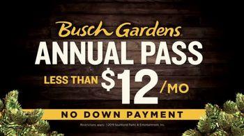 Busch Gardens Bier Fest TV Spot, 'Craft Beers & Annual Pass' - Thumbnail 7