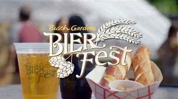 Busch Gardens Bier Fest TV Spot, 'Craft Beers & Annual Pass' - Thumbnail 2