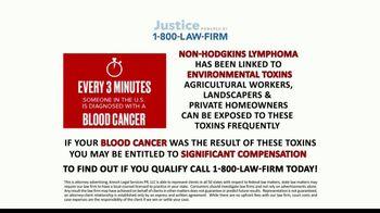 Kresch Legal Services TV Spot, 'Non-Hodgkin's Lymphoma: Every Three Minutes'