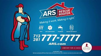 ARS Rescue Rooter $69 Drain Cleaning TV Spot, 'Free Plumbing Service Call' - Thumbnail 9