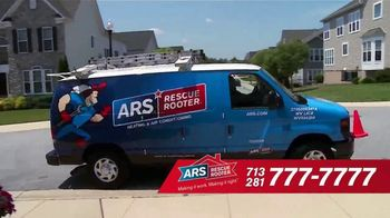 ARS Rescue Rooter $69 Drain Cleaning TV Spot, 'Free Plumbing Service Call' - Thumbnail 2