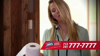 ARS Rescue Rooter $69 Drain Cleaning TV Spot, 'Free Plumbing Service Call' - Thumbnail 3
