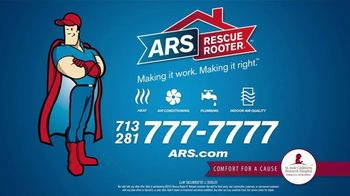 ARS Rescue Rooter Tax-Free Special TV Spot, 'Big Savings' - Thumbnail 7