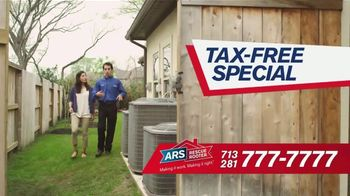 ARS Rescue Rooter Tax-Free Special TV Spot, 'Big Savings' - Thumbnail 1